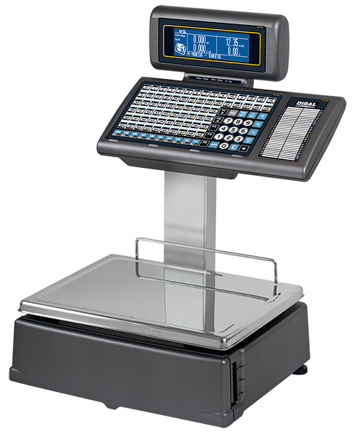 Retail Scales with Printer - RD 7000