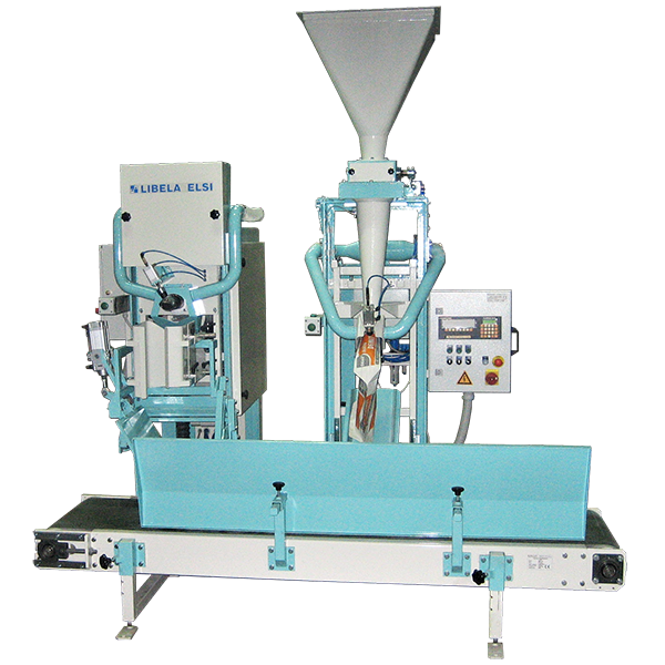 Semi-Automatic Valve Bag Fillers