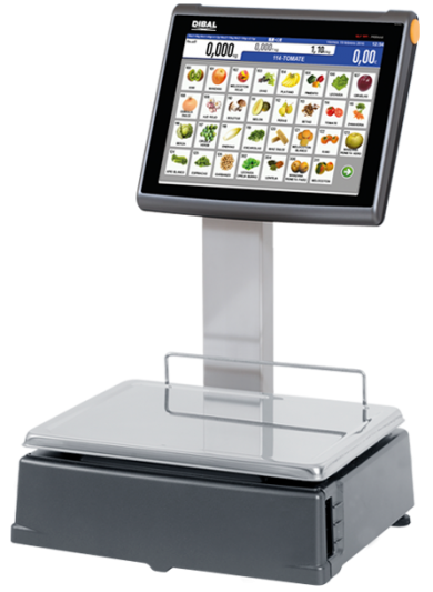 Retail Scales With Printer - RD 8002