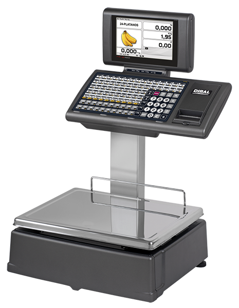 Retail Scales with Printer