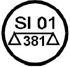 Laboratorij prva overitev - Žig