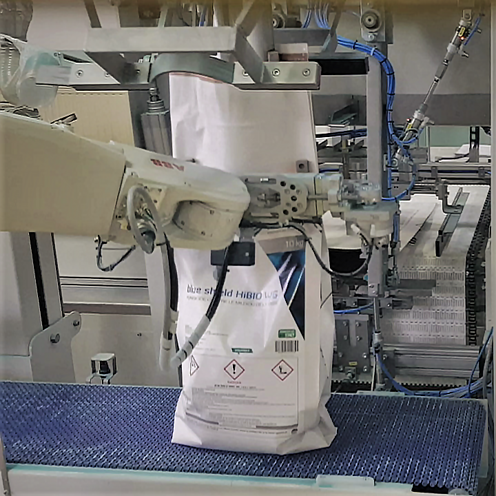 Automatic Baggers for Open-Mouth Bags