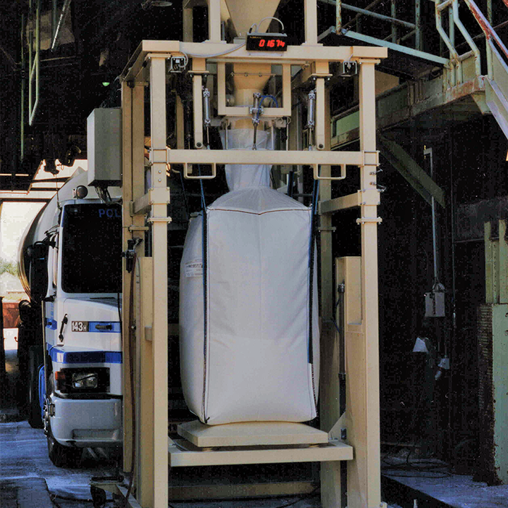 Filling Machines for Big Bags