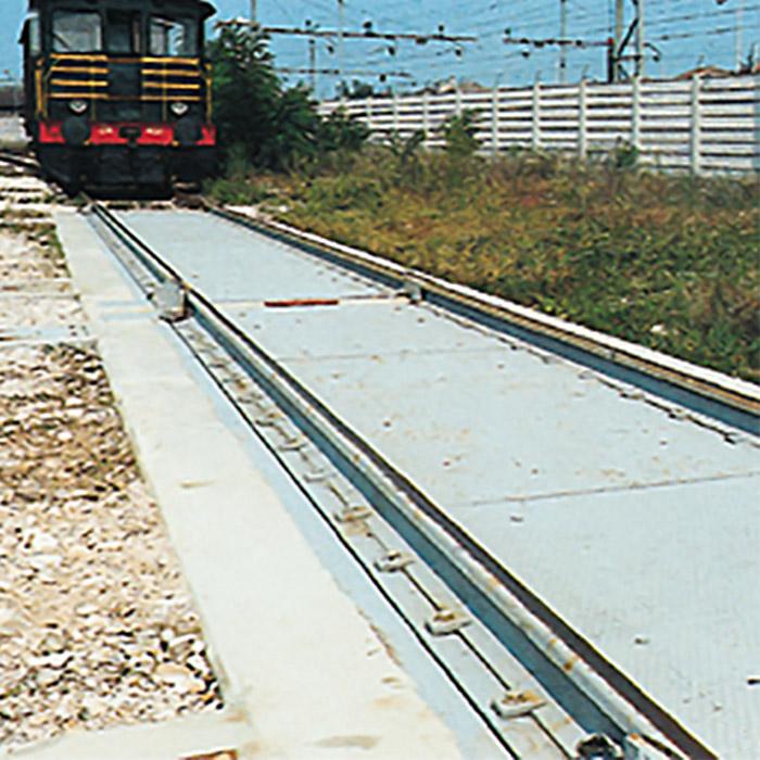 Železniške tehtnice