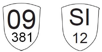 Verification Marking - Shield