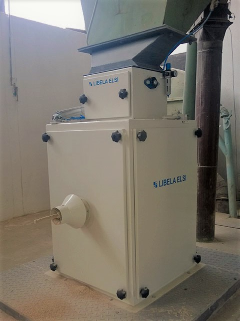 Automatic Throughput Weighers